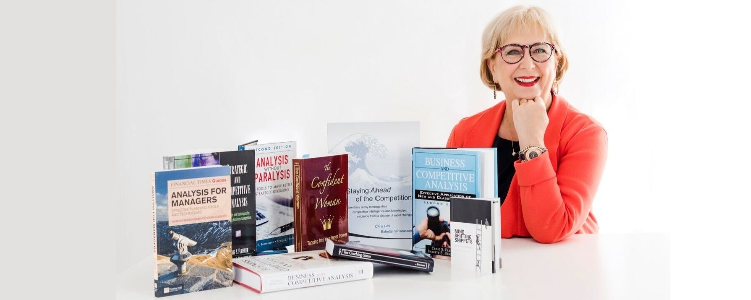 Babette Bensoussan Author Photo