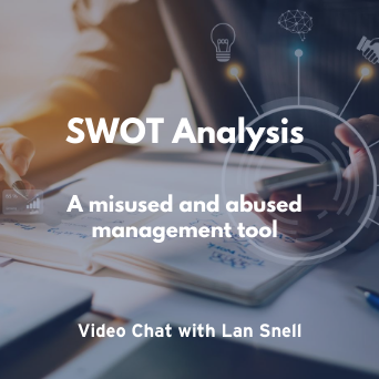 SWOT Analysis A Misused Tool