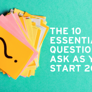 Essential questions for success in 2021